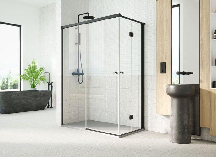 La teva mampara de dutxa ideal